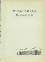 Page 7, 1952 Edition, St Ansgar High School - Highlights Yearbook (St Ansgar, IA) online yearbook collection