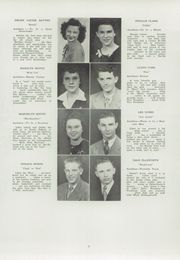 Page 11, 1947 Edition, Pleasantville High School - Mirror Yearbook (Pleasantville, IA) online yearbook collection