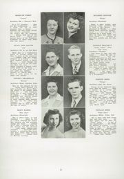 Page 12, 1947 Edition, Pleasantville High School - Mirror Yearbook (Pleasantville, IA) online yearbook collection