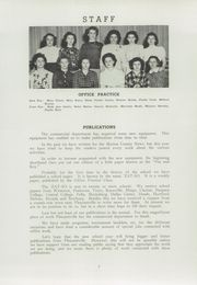 Page 5, 1947 Edition, Pleasantville High School - Mirror Yearbook (Pleasantville, IA) online yearbook collection