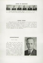 Page 6, 1947 Edition, Pleasantville High School - Mirror Yearbook (Pleasantville, IA) online yearbook collection