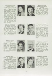 Page 7, 1947 Edition, Pleasantville High School - Mirror Yearbook (Pleasantville, IA) online yearbook collection