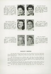 Page 8, 1947 Edition, Pleasantville High School - Mirror Yearbook (Pleasantville, IA) online yearbook collection