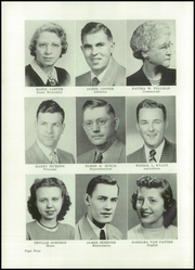 Page 10, 1951 Edition, Pleasantville High School - Mirror Yearbook (Pleasantville, IA) online yearbook collection