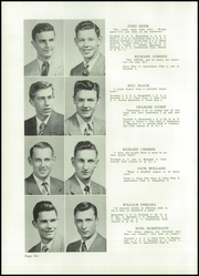 Page 14, 1951 Edition, Pleasantville High School - Mirror Yearbook (Pleasantville, IA) online yearbook collection