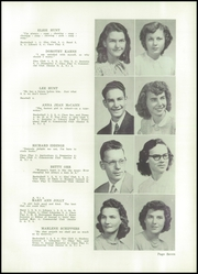 Page 15, 1951 Edition, Pleasantville High School - Mirror Yearbook (Pleasantville, IA) online yearbook collection