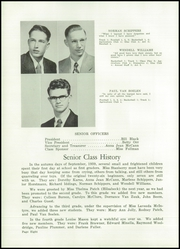 Page 16, 1951 Edition, Pleasantville High School - Mirror Yearbook (Pleasantville, IA) online yearbook collection