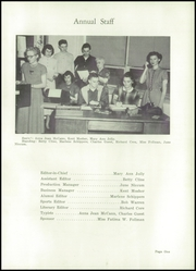 Page 5, 1951 Edition, Pleasantville High School - Mirror Yearbook (Pleasantville, IA) online yearbook collection