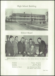 Page 9, 1951 Edition, Pleasantville High School - Mirror Yearbook (Pleasantville, IA) online yearbook collection