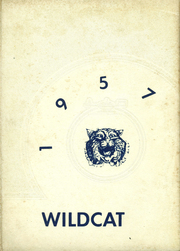 1957 Edition, Durant High School - Wildcat Yearbook (Durant, IA)