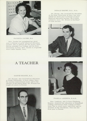 Page 14, 1963 Edition, Durant High School - Wildcat Yearbook (Durant, IA) online yearbook collection