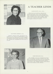 Page 16, 1963 Edition, Durant High School - Wildcat Yearbook (Durant, IA) online yearbook collection