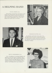 Page 17, 1963 Edition, Durant High School - Wildcat Yearbook (Durant, IA) online yearbook collection