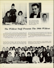 Page 6, 1966 Edition, Durant High School - Wildcat Yearbook (Durant, IA) online yearbook collection