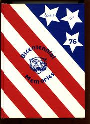 1976 Edition, Durant High School - Wildcat Yearbook (Durant, IA)