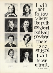 Page 15, 1979 Edition, Durant High School - Wildcat Yearbook (Durant, IA) online yearbook collection