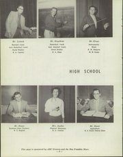 Page 10, 1955 Edition, Sioux Center High School - Warrior Yearbook (Sioux Center, IA) online yearbook collection