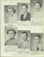 Page 15, 1955 Edition, Sioux Center High School - Warrior Yearbook (Sioux Center, IA) online yearbook collection