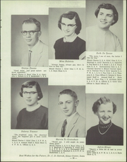 Page 17, 1955 Edition, Sioux Center High School - Warrior Yearbook (Sioux Center, IA) online yearbook collection