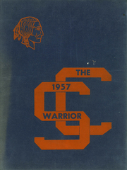 Sioux Center High School - Warrior Yearbook (Sioux Center, IA) online yearbook collection, 1957 Edition, Page 1