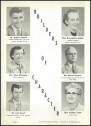 Page 10, 1954 Edition, Northwood Kensett High School - Viking Yearbook (Northwood, IA) online yearbook collection