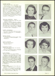 Page 15, 1954 Edition, Northwood Kensett High School - Viking Yearbook (Northwood, IA) online yearbook collection