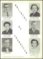 Page 9, 1954 Edition, Northwood Kensett High School - Viking Yearbook (Northwood, IA) online yearbook collection