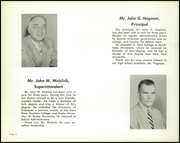 Page 10, 1956 Edition, Northwood Kensett High School - Viking Yearbook (Northwood, IA) online yearbook collection