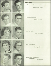 Page 10, 1957 Edition, Montezuma High School - Tomahawk Yearbook (Montezuma, IA) online yearbook collection