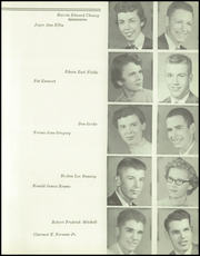 Page 11, 1957 Edition, Montezuma High School - Tomahawk Yearbook (Montezuma, IA) online yearbook collection