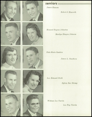 Page 12, 1957 Edition, Montezuma High School - Tomahawk Yearbook (Montezuma, IA) online yearbook collection