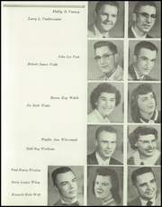 Page 13, 1957 Edition, Montezuma High School - Tomahawk Yearbook (Montezuma, IA) online yearbook collection