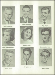 Page 13, 1959 Edition, Montezuma High School - Tomahawk Yearbook (Montezuma, IA) online yearbook collection