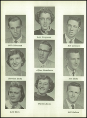 Page 14, 1959 Edition, Montezuma High School - Tomahawk Yearbook (Montezuma, IA) online yearbook collection