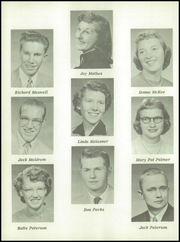 Page 16, 1959 Edition, Montezuma High School - Tomahawk Yearbook (Montezuma, IA) online yearbook collection