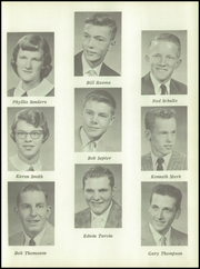 Page 17, 1959 Edition, Montezuma High School - Tomahawk Yearbook (Montezuma, IA) online yearbook collection