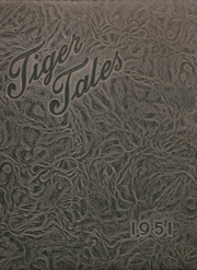 1951 Edition, Greenfield High School - Tiger Tales Yearbook (Greenfield, IA)