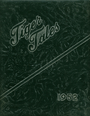 1952 Edition, Greenfield High School - Tiger Tales Yearbook (Greenfield, IA)