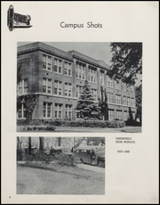 Page 10, 1953 Edition, Greenfield High School - Tiger Tales Yearbook (Greenfield, IA) online yearbook collection