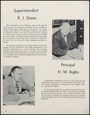 Page 14, 1953 Edition, Greenfield High School - Tiger Tales Yearbook (Greenfield, IA) online yearbook collection