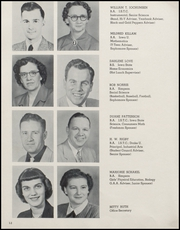 Page 16, 1953 Edition, Greenfield High School - Tiger Tales Yearbook (Greenfield, IA) online yearbook collection