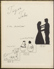 Page 2, 1953 Edition, Greenfield High School - Tiger Tales Yearbook (Greenfield, IA) online yearbook collection