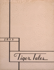 1955 Edition, Greenfield High School - Tiger Tales Yearbook (Greenfield, IA)