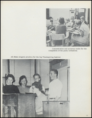 Page 17, 1958 Edition, Greenfield High School - Tiger Tales Yearbook (Greenfield, IA) online yearbook collection
