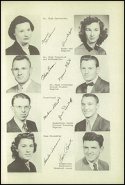 Page 11, 1952 Edition, Dunkerton High School - Raider Yearbook (Dunkerton, IA) online yearbook collection