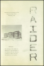 Page 5, 1952 Edition, Dunkerton High School - Raider Yearbook (Dunkerton, IA) online yearbook collection