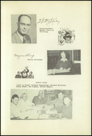 Page 9, 1952 Edition, Dunkerton High School - Raider Yearbook (Dunkerton, IA) online yearbook collection