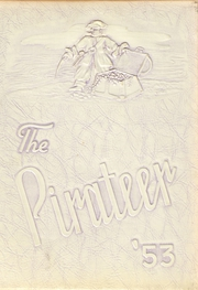 1953 Edition, Alburnett High School - Pirateer Yearbook (Alburnett, IA)