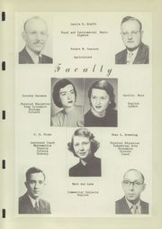 Page 11, 1951 Edition, Tripoli High School - Panther Yearbook (Tripoli, IA) online yearbook collection