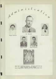 Page 9, 1951 Edition, Tripoli High School - Panther Yearbook (Tripoli, IA) online yearbook collection